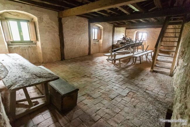 sala de los cofrades