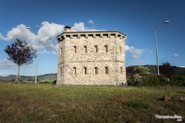 torre de almoreta nanclares de la oca álava