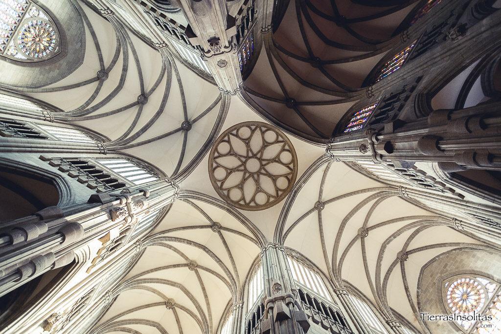catedral nueva de vitoria