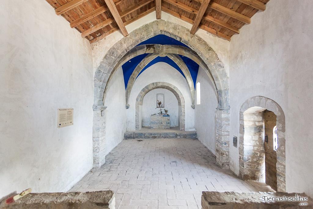 ermita santa waldesca