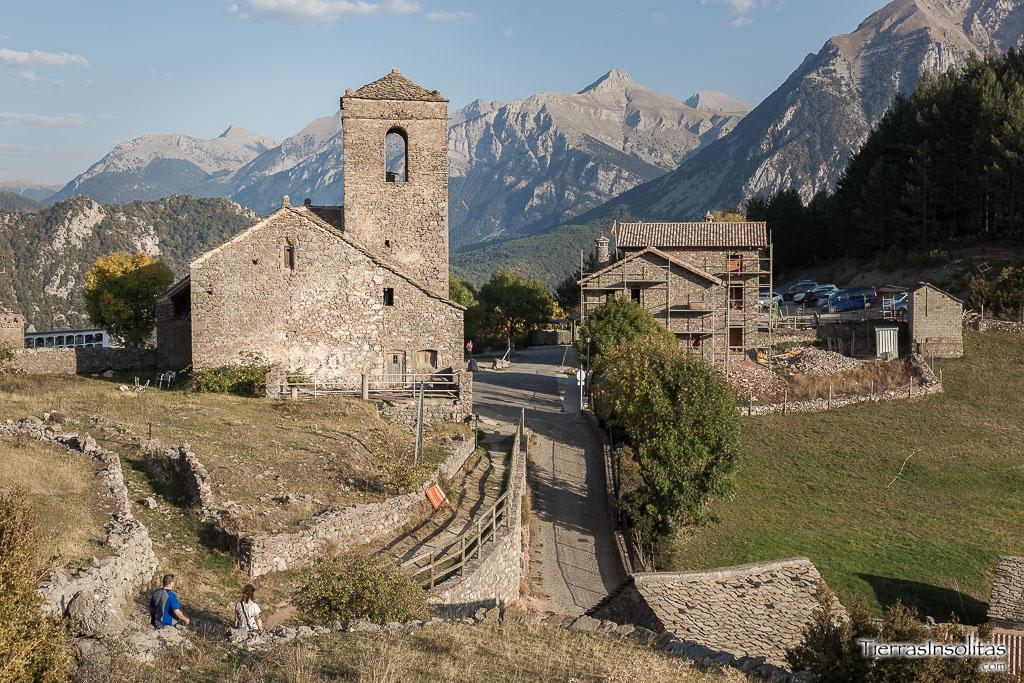 iglesia parroquial de san martín de tella