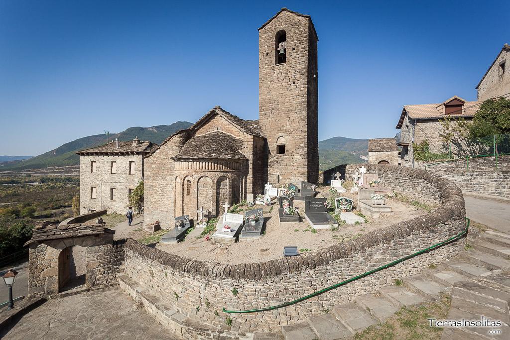 iglesia san martín de oliván