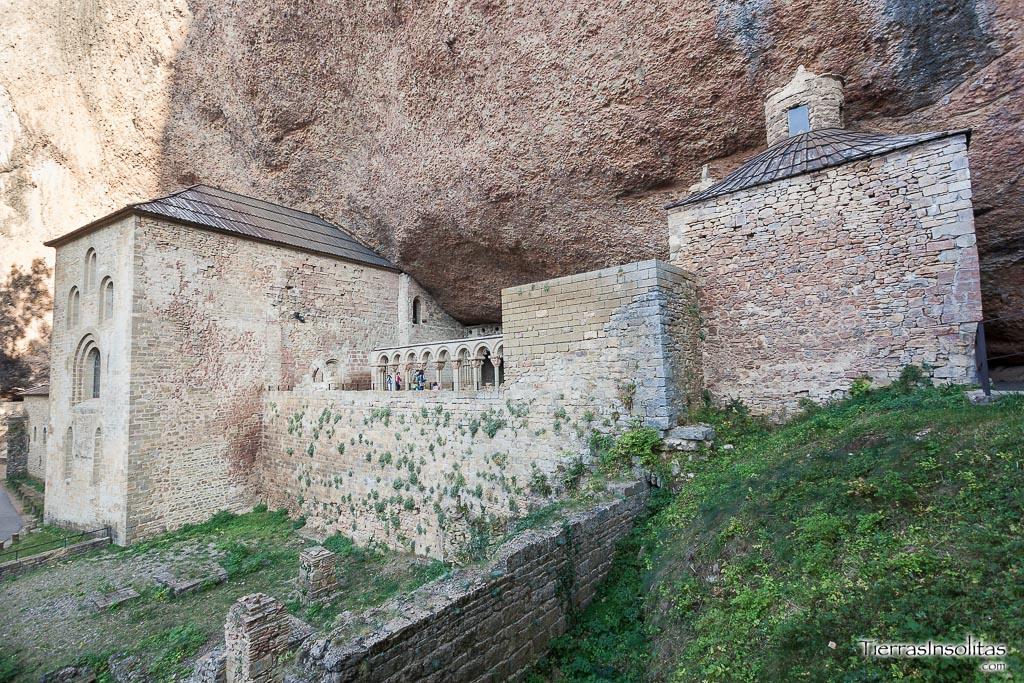 monasterio san juán de la peña