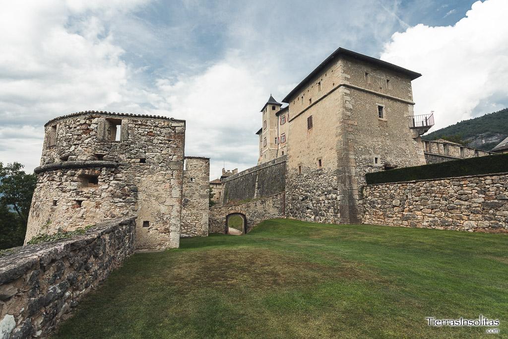 castel thun italia