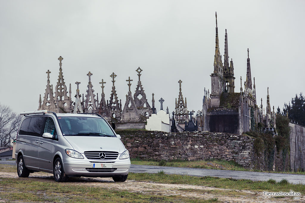 cementerio gótico rioaveso cospeito terra cha galicia