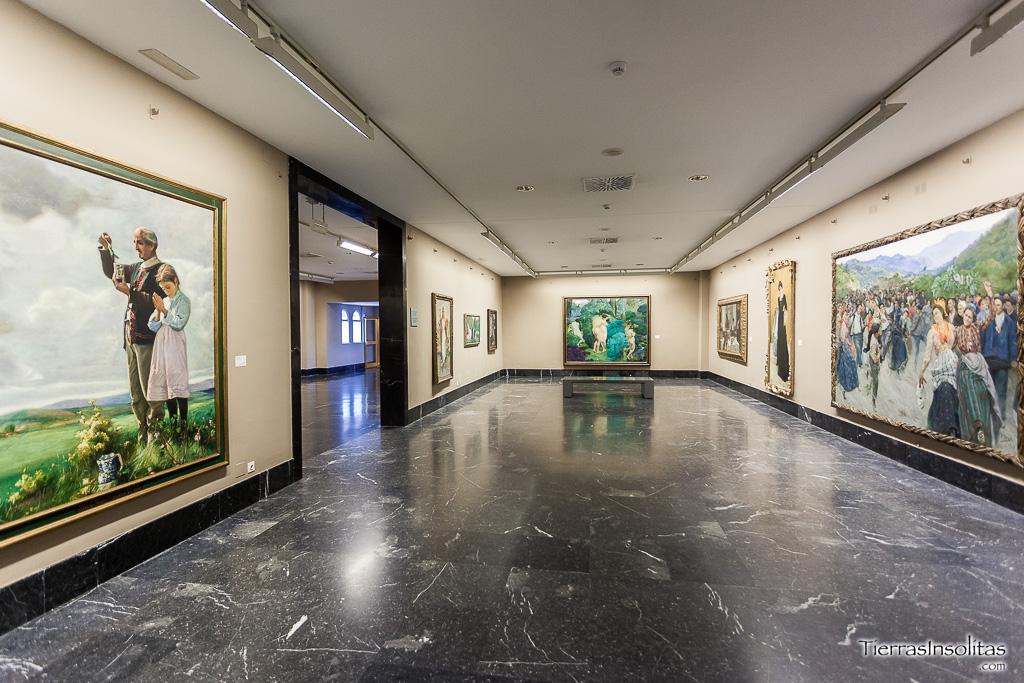museo bellas artes ruta museos vitoria