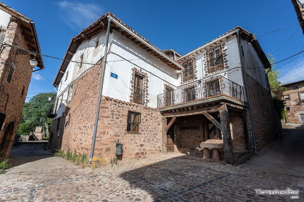 vivienda de Victoriano Labiano