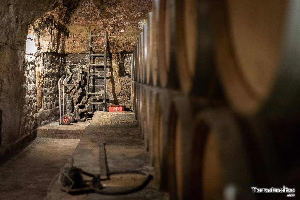 cueva bodegas lecea san asensio