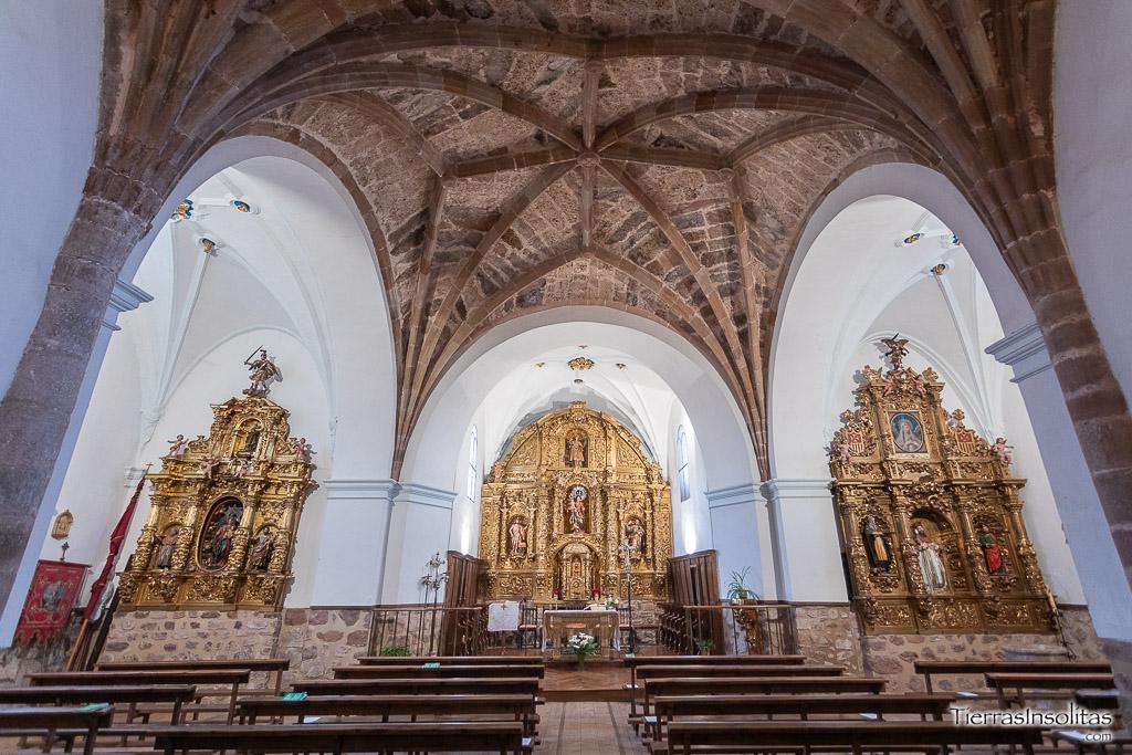 iglesia nuestra señora de las eras