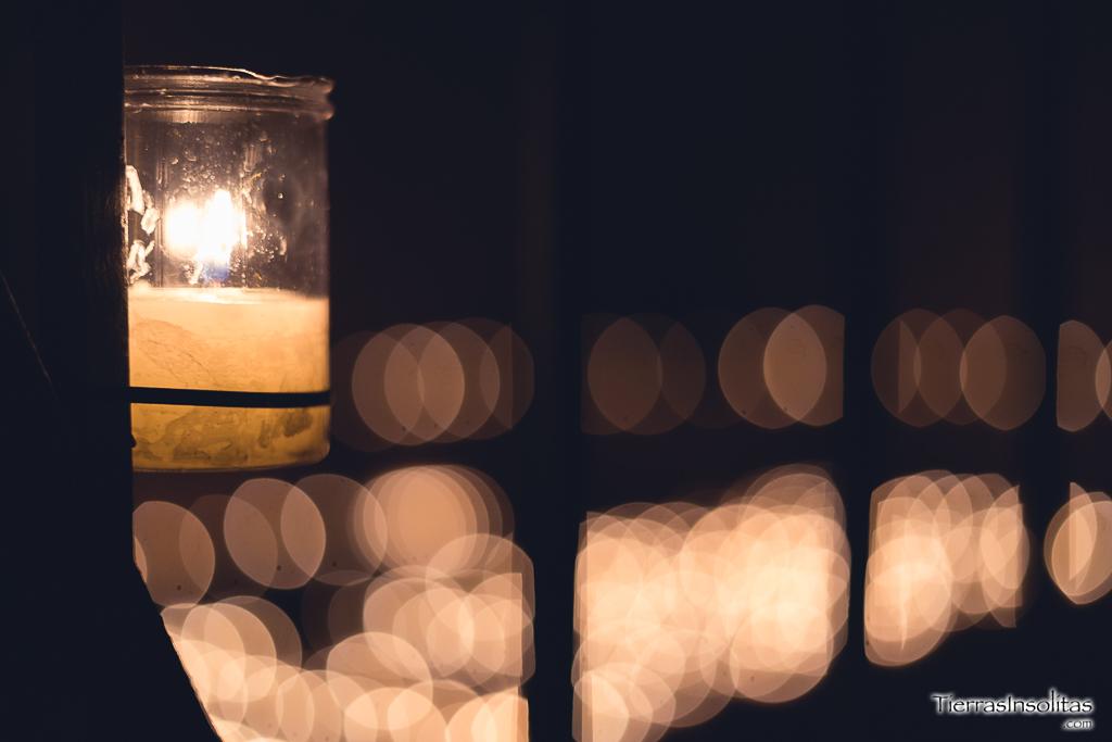 noche de las velas el rasillo de cameros