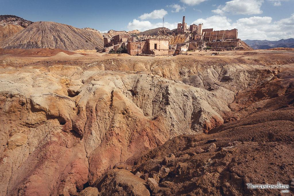 minas mazarrón costa cálida murcia