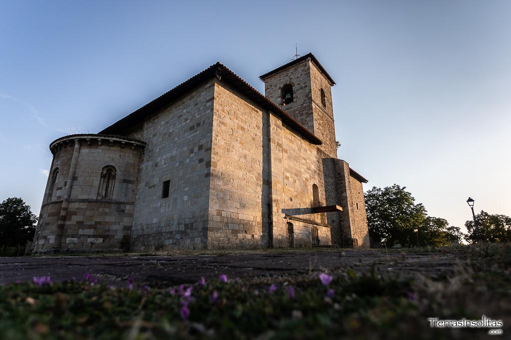 basilica san prudencio de armentia