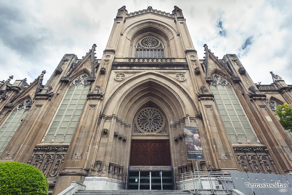 catedral nueva maría inmaculada vitoria-gasteiz