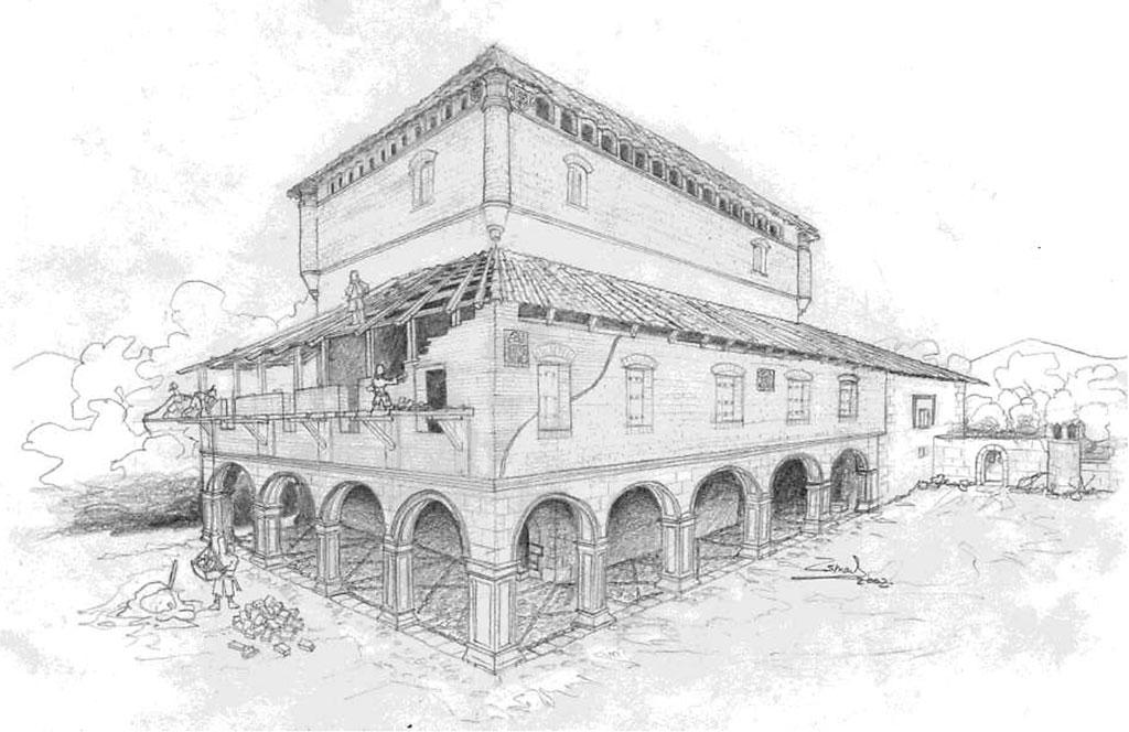 ilustración ampliación palacio