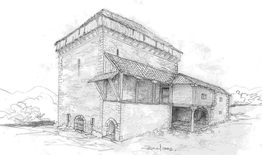 ilustración primer palacio