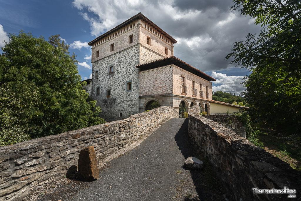 torre de murga en álava