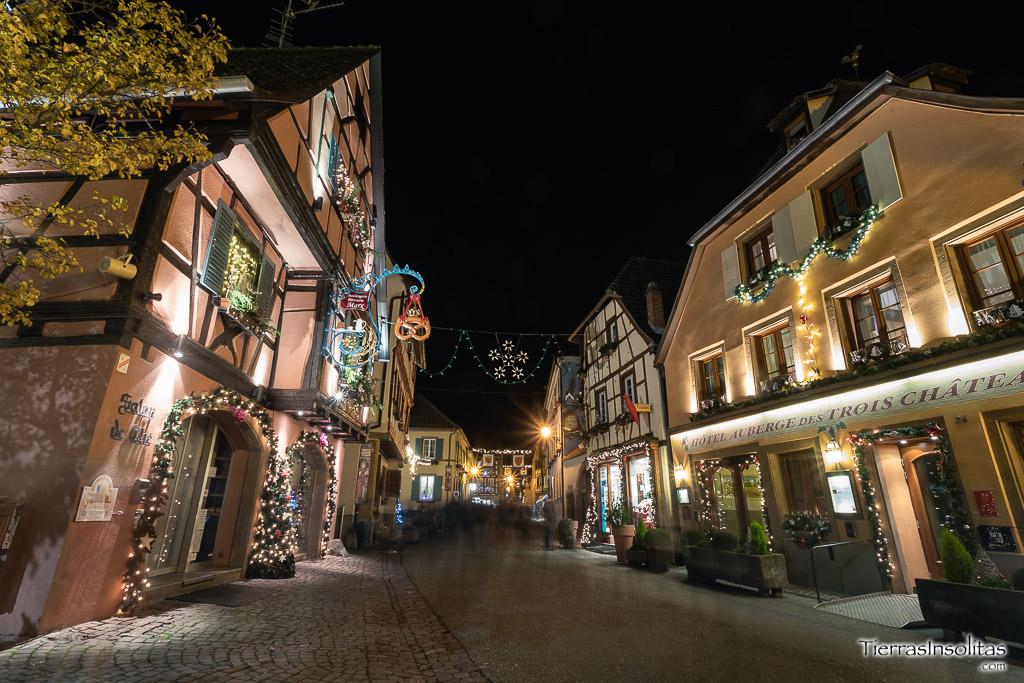 eguisheim navidad en alsacia francia