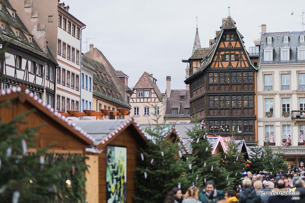 estrasburgo mercados navideños