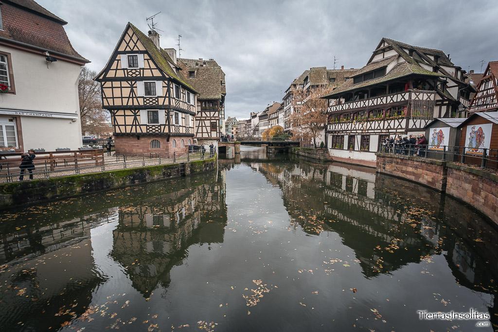 petite france estrasburgo francia