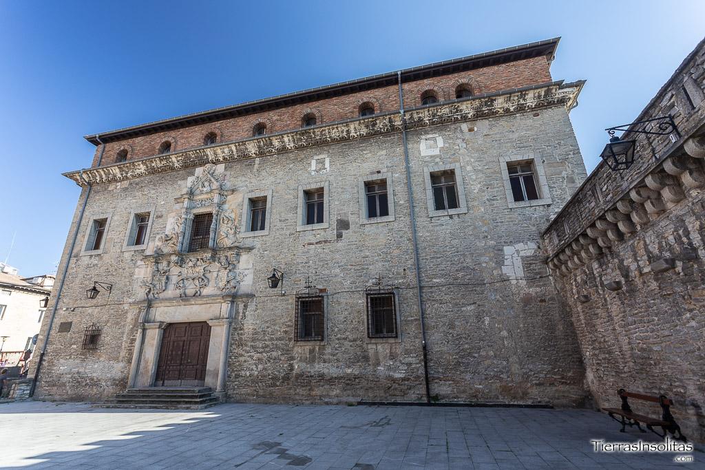 palacio renacentista escoriaza-esquível vitoria