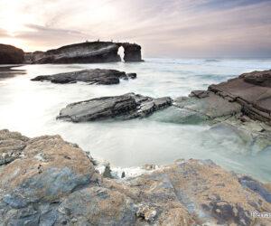 playa de las catedrales lugo galicia