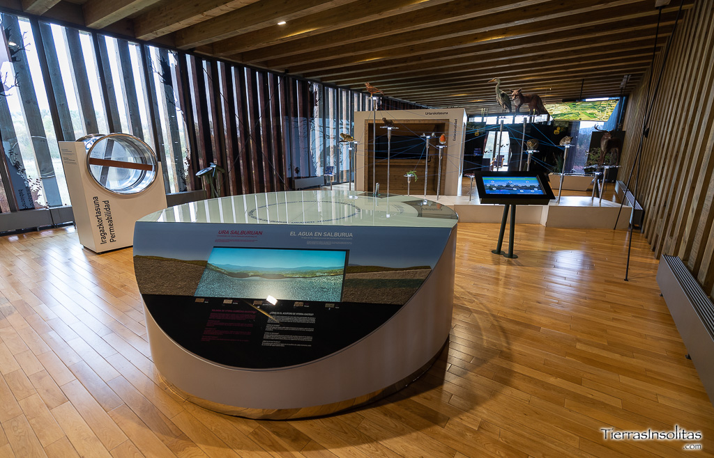 ataria centro interpretación humedales salburua turismo activo álava