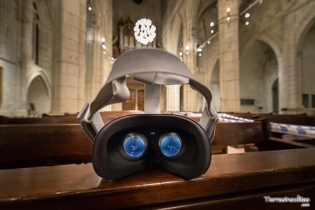 experiencia virtual catedral santa maría vitoria turismo activo álava