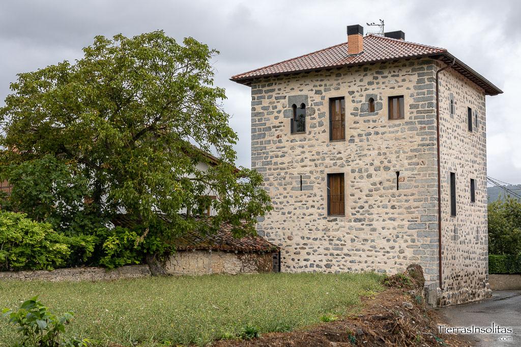 torre de artomaña