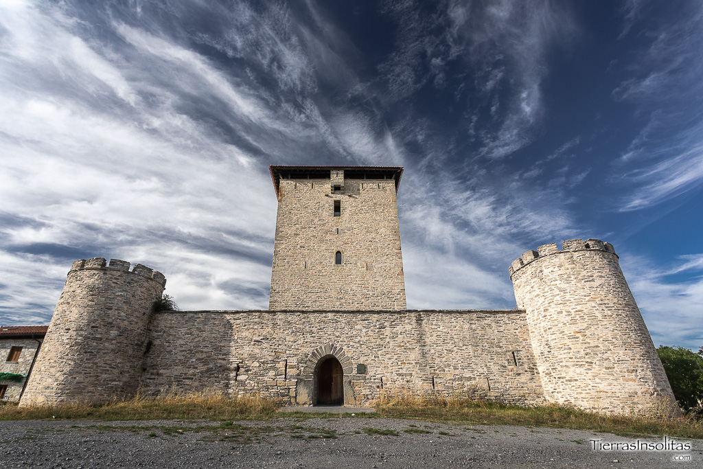 torres medievales de álava mendoza