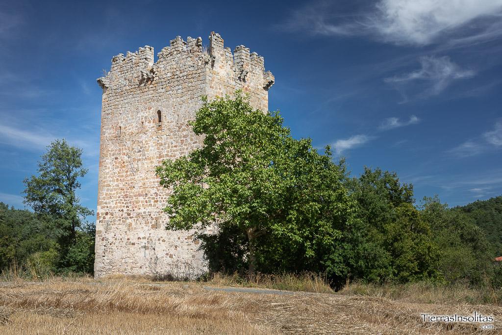 torres medievales de álava nograro