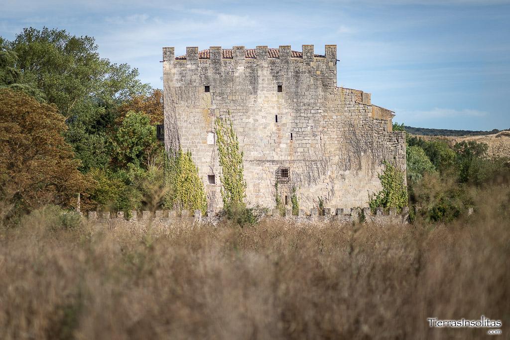torre-palacio de los hurtado de mendoza