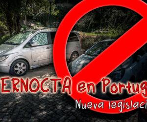 pernocta en portugal nueva legislación
