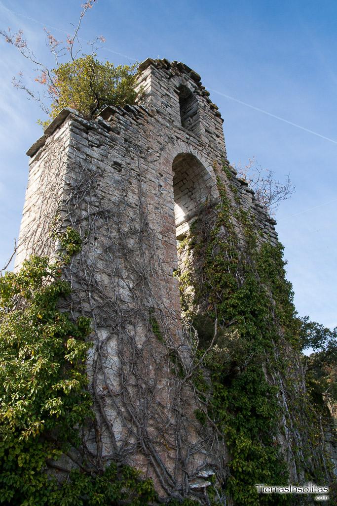 campanario 2007 convento sin restaurar