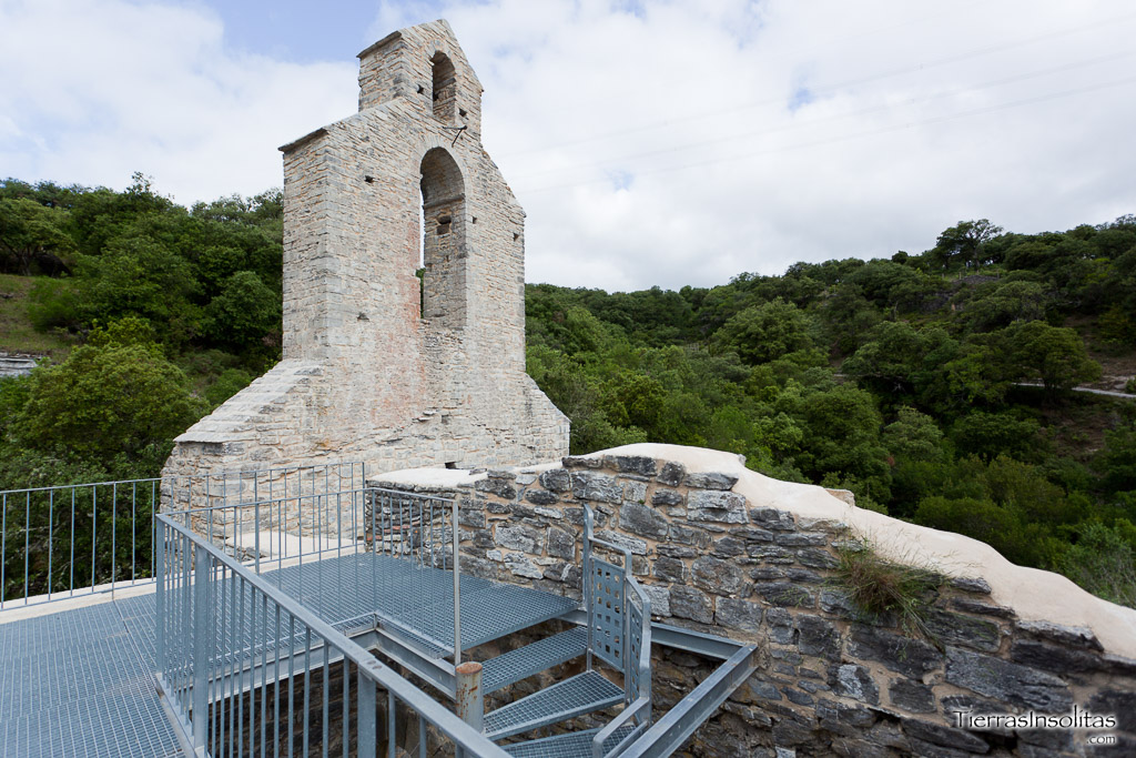 campanario restaurado convento