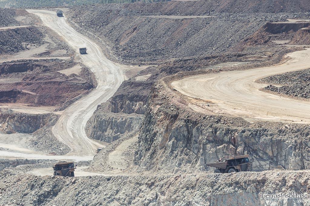 cerro colorado minas de riotinto