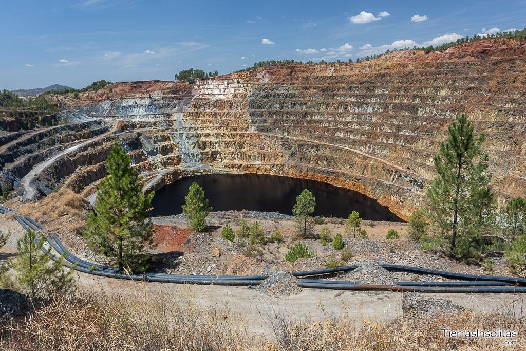 corta atalaya minas de riotinto huelva