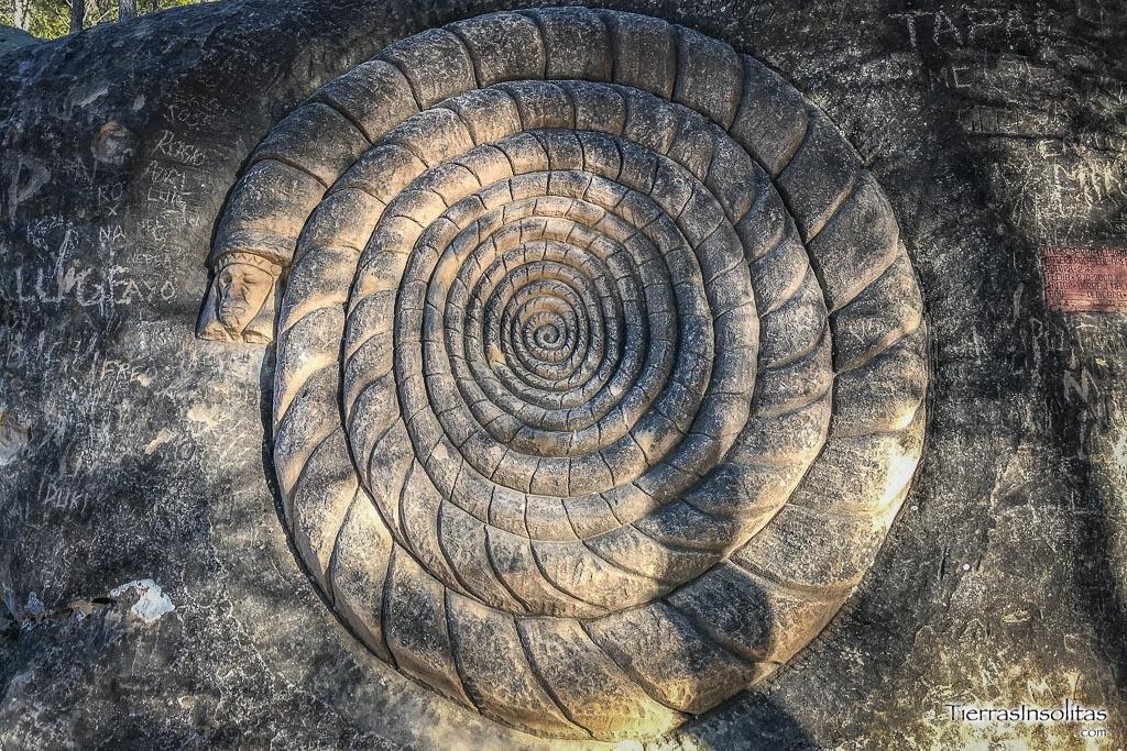 espiral de brujo
