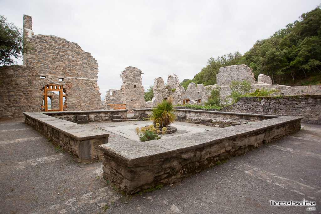 interior convento santa catalina